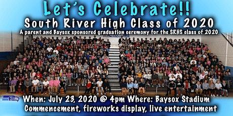 South River High School CLASS OF 2020 Graduation Celebration tickets