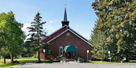 St. Leonard Parish Manotick - Mass Times June 20 - July 25, 2020 tickets