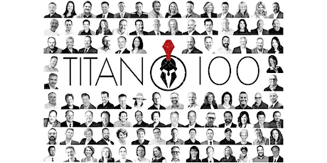 TITAN 100 Awards celebration tickets