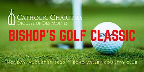 Catholic Charities Bishop's Golf Classic tickets