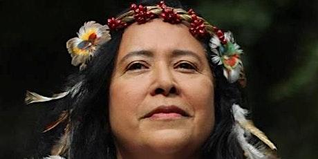 Une chamane d'Amazonie à Strasbourg billets