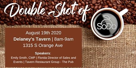 Double Shot of SoDo - August tickets