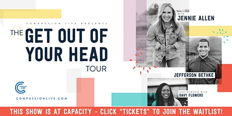 The Get Out of Your Head Tour  | Denton, TX tickets