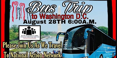 FREE REGISTRATION ONLY: The Elite 30's Bus Trip To Washington D.C. tickets