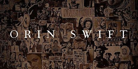 The Art of the Blend Orin Swift Wine Dinner tickets
