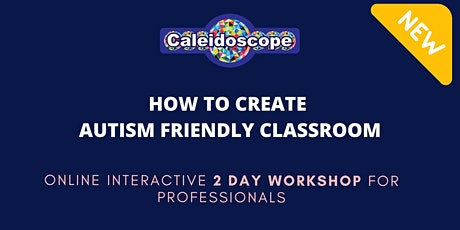 How to create autism friendly classroom tickets