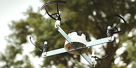 Virtual Drone Camp  (AM Session)- Ages 12+ tickets