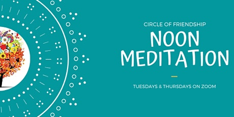 Circle of Friendship Meditation tickets