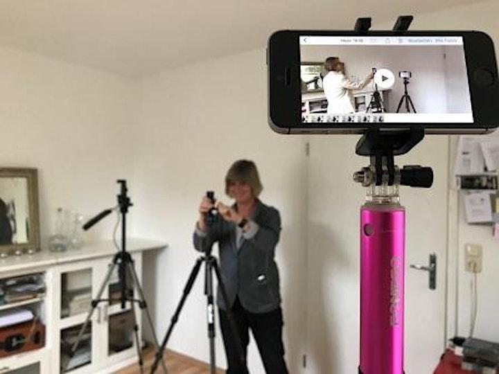 Online-Vortrag: 5 Tipps,  die Deine iPhone-Videos professioneller machen: Bild