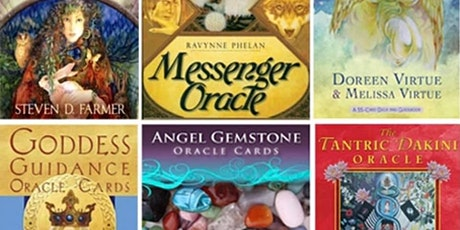 Learn to Read Oracle Cards for Beginners tickets