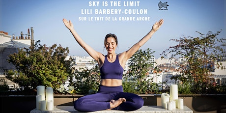 SKY IS THE LIMIT kundalini yoga et méditation avec Lili Barbery-Coulon tickets
