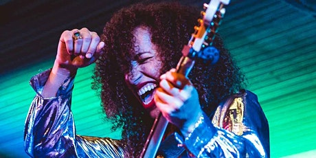 Welcome to The Evening Muse - Jackie Venson! tickets
