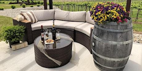 Blue Ridge Wine Pairing with Sommelier Michel Emerick tickets