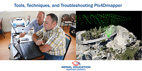 Tools, Techniques, and Troubleshooting Pix4Dmapper - Indianapolis, IN tickets