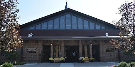 Sunday Mass - St. Clement Parish tickets