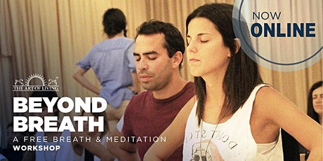 Breath & Meditation  Online - An Intro to the Happiness Program tickets