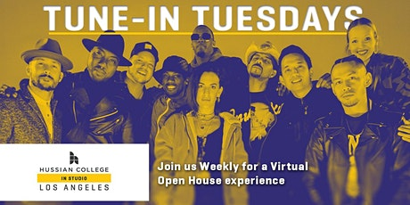 Tune In Tuesday HCLA Open House Tickets