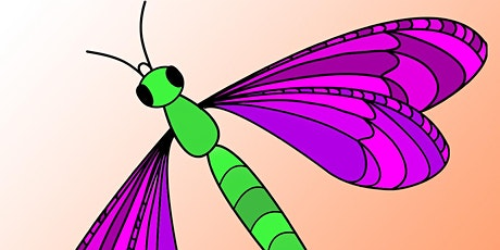 Dragonfly craft and story video tickets
