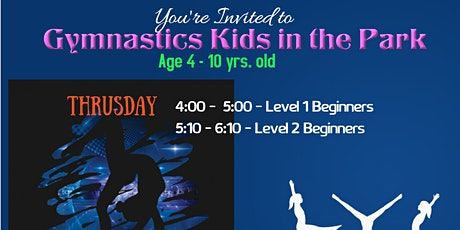 tumbles of Princeton - Gymnastics Kids in Van Horne Park Thursday or Friday tickets