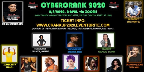 CRANKAVERSARY 2020: CRANK CRASH TIX SALE! tickets
