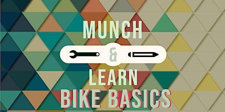 Munch & Learn: Bike Basics tickets