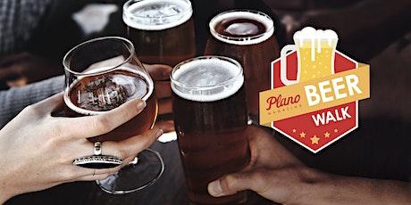 Plano Magazine Beer Walk tickets