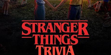 Stranger Things Trivia Live-Stream tickets