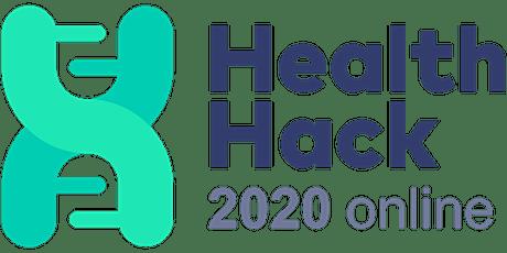 HealthHack 2020 Online Hackathon tickets