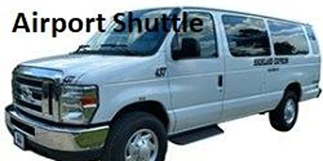 UNCP Airport Shuttle 2020-21 tickets