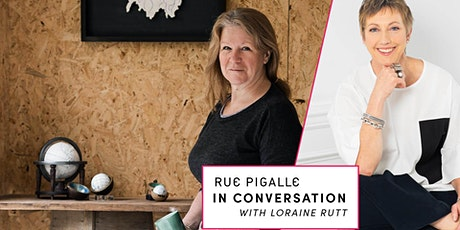 In Conversation with Artists from Around the World - Loraine Rutt tickets
