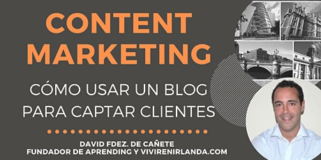 Content marketing - Cómo usar un blog para captar clientes ingressos