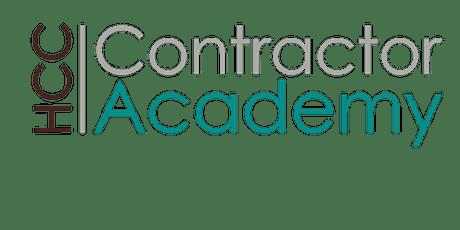 HCC CA Follow the Money Bootcamp tickets