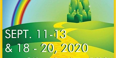 The Wonderful Wizard of Oz tickets