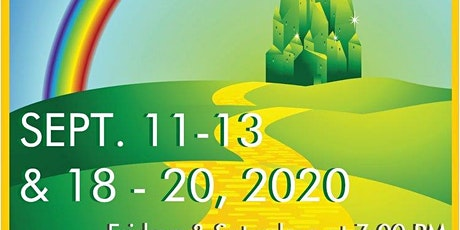 The Wonderful Wizard of Oz/Matinee tickets