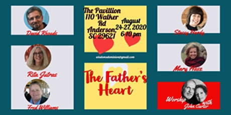 The Father's Heart tickets