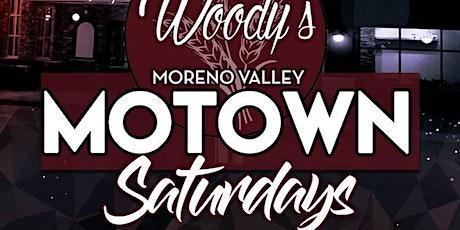 Motown Saturdays at Woody's Restaurant & Craft Brewery tickets