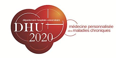 Ecole d'automne DHU 2020 billets