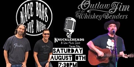 Outlaw Jim and the Whiskey Benders & The Nace Brothers, Dust Devil Choir tickets