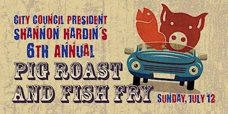 Hardin Pig Roast & Fish Fry 2020: Drive-Thru Style tickets