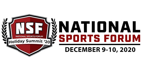 National Sports Forum | Holiday Summit tickets