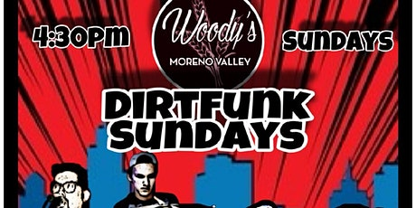 Dirtfunk Sundays at Woody's Restaurant and Craft Brewery tickets