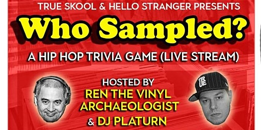 Who Sampled? Hip-Hop Trivia Game