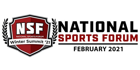 National Sports Forum | Winter Summit tickets