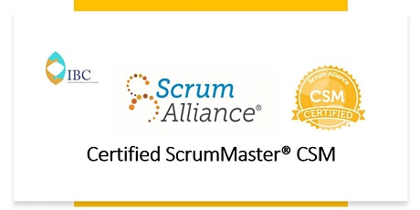 Certified Scrum Master (CSM) - Guaranteed to Run! (Virtual via Zoom) tickets