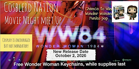 Wonder Woman 1984 Movie Meet Up tickets