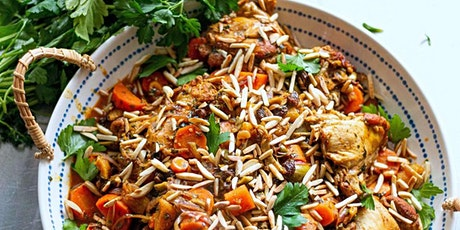 Taste of Morocco - Cooking Class by Cozymeal™ tickets
