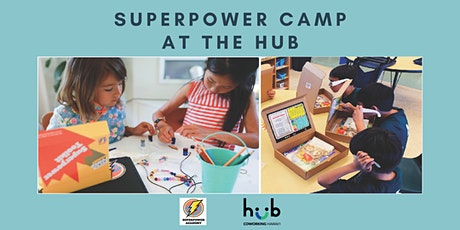 Superpower Summer Camp tickets