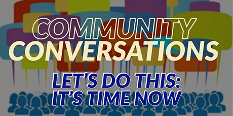 Community Conversations tickets
