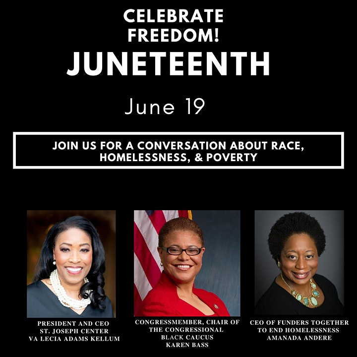 Juneteenth: A Conversation About Race, Homelessness, and Poverty image