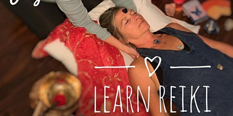 Reiki Level 1 Certification - Healing for self and others tickets